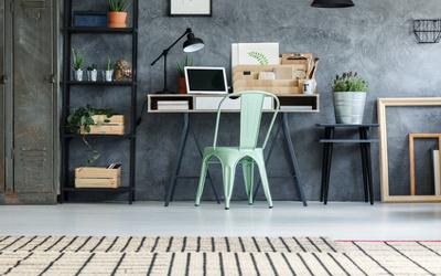 Vintage Büromöbel