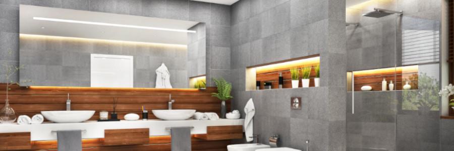Badezimmerspiegel Mit Beleuchtung Spiegelschrank Furnerama