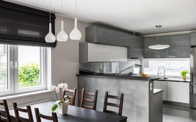 Beleuchtungsidee für die Küche