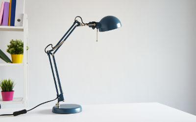Büroklassiker Lampe