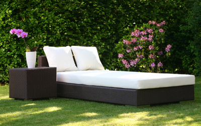 gartenm bel rattan holz aus paletten lounge. Black Bedroom Furniture Sets. Home Design Ideas