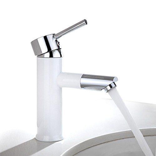 FERRO SQUARE 22cm lang Unterputz Waschbecken Wasserhahn Wand Waschtischarmatur