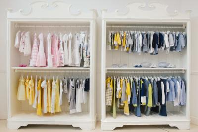 Kinder Kleiderschrank