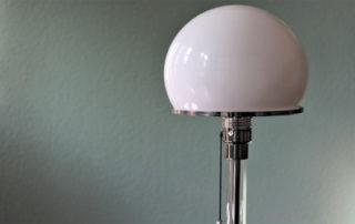 Möbelklassiker Bauhaus: Wagenfeld Lampe