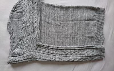 Pullover falten Schritt 2