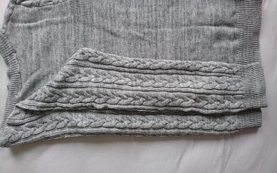 Pullover falten Schritt 3