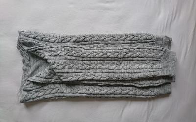 Pullover falten Schritt 4
