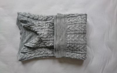 Pullover falten Schritt 5