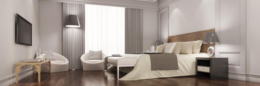 Schlafzimmer - modern: z.B. in Grau oder Weiß | Furnerama