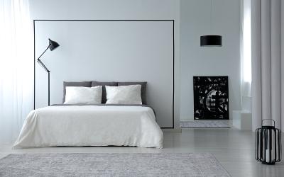 Schlafzimmer puristisch einrichten