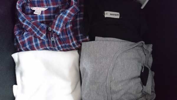 Shirts nach Farbe