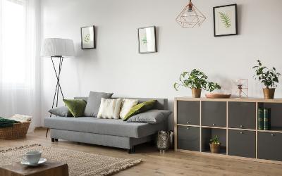 Wohnzimmer Beleuchtungskonzept