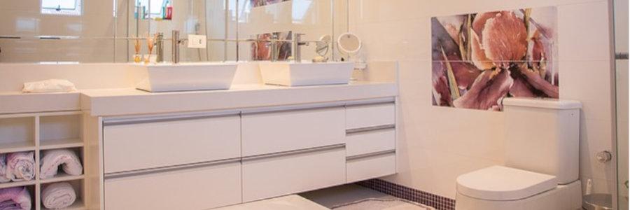 Badmöbel Sets - günstig, z.B. weiß, hochglanz | Furnerama