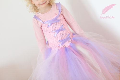 DIY Prinzessin Kostüm