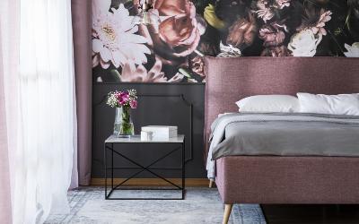 Wohnideen für die Farbgestaltung im Schlafzimmer