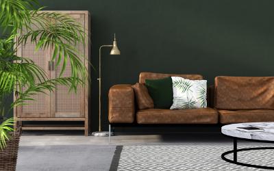 Wohnung minimalistisch einrichten